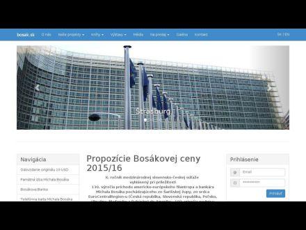 www.bosak.sk