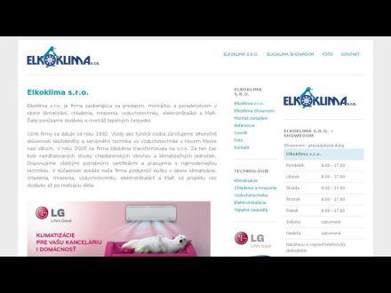 www.elkoklima.sk