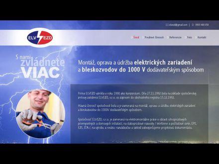 www.elvezd.sk
