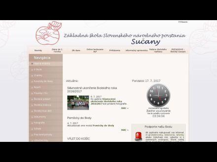 zssucany.edupage.org