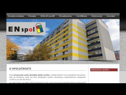 www.enspol.sk
