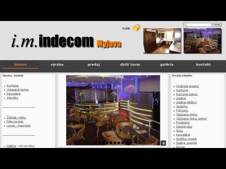 www.indecom.sk