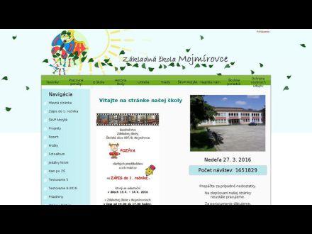 zsmojmirovce.edupage.org