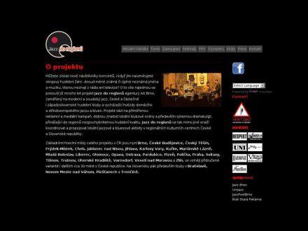 www.jazzdoregionu.cz