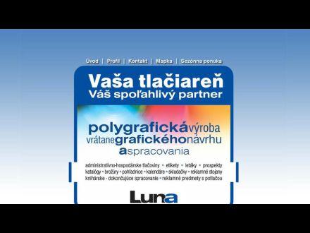 www.tlaciarenluna.sk