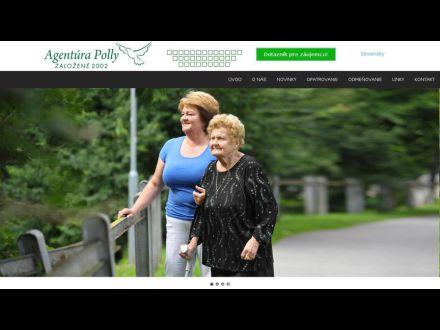 www.agenturapolly.sk