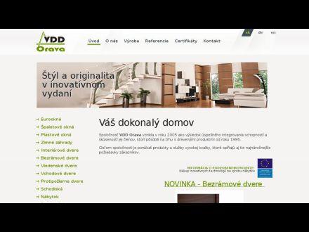 www.vddorava.sk