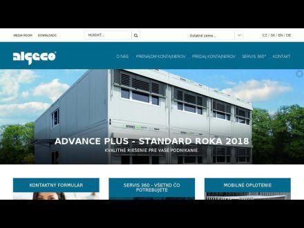 www.algeco.sk