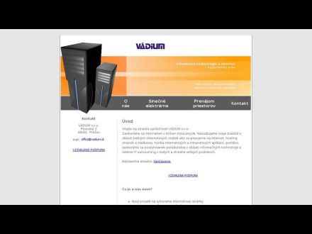 www.justpo.vadium.sk