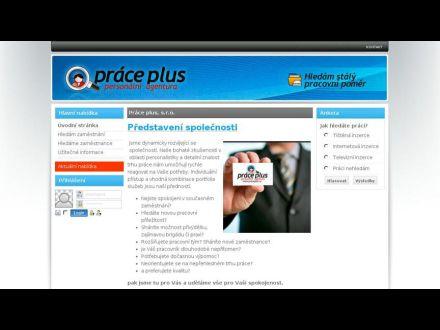 www.praceplus.cz