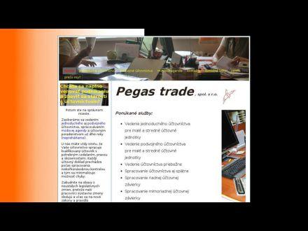 www.pegastrade.sk