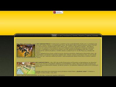www.antkardiofitness.sk