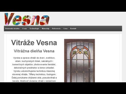 www.vesna.sk
