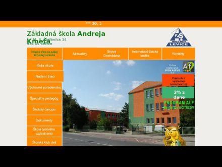 www.zsaklv.sk/
