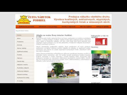 www.nabytokpodbiel.sk