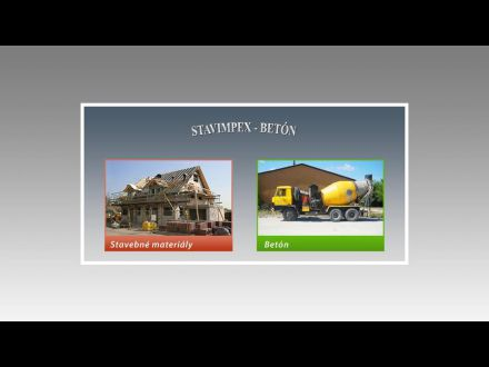 www.stavimpex.sk