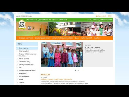 www.zsstaratura.sk