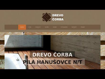 www.drevocorba.sk