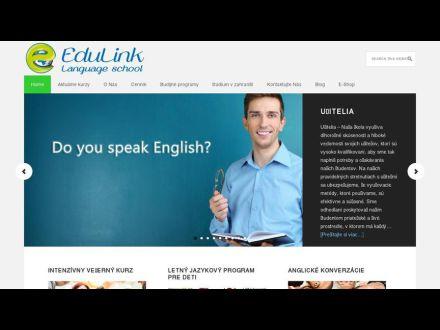 www.edulink.sk