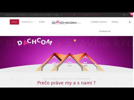 www.dachcom.sk