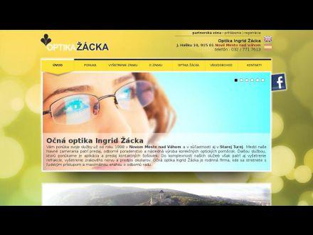 www.optikazacka.sk