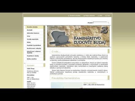 www.kamenarstvobudaj.sk