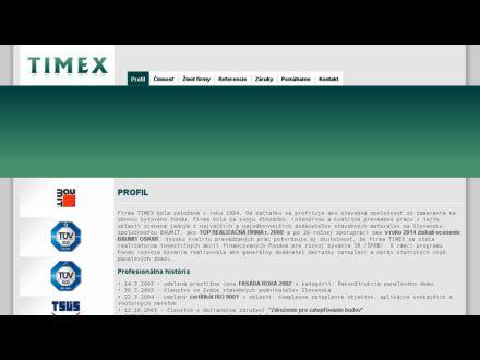 www.timex.sk