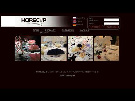 www.horecup.sk