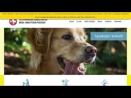www.veterinarpuchov.sk