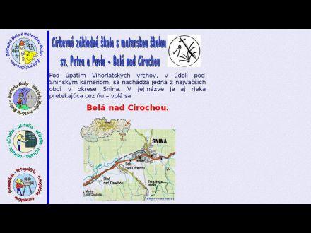 www.czsbelanc.edu.sk