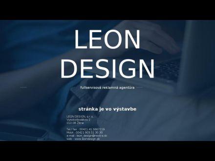 www.leondesign.sk