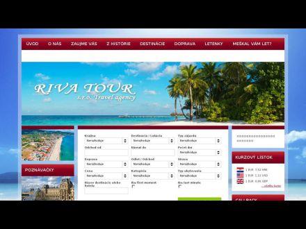 www.rivatour.sk
