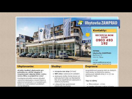 www.zamprad.sk