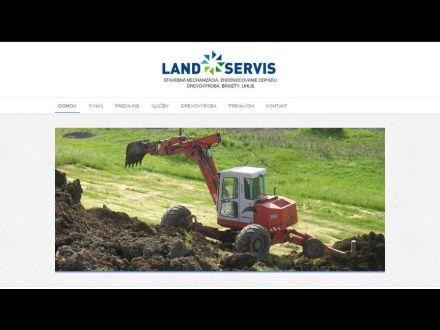 www.land-servis.sk