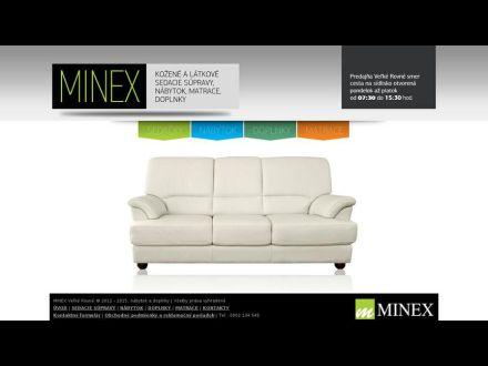 www.minex.sk