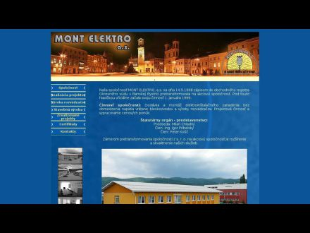 www.montelektro.sk