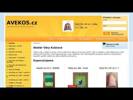 www.avekos.cz