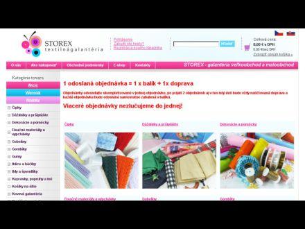 www.storex.sk