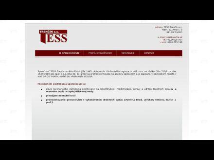 www.tess.sk