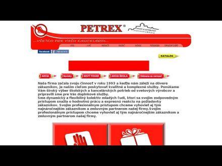 www.petrex.sk