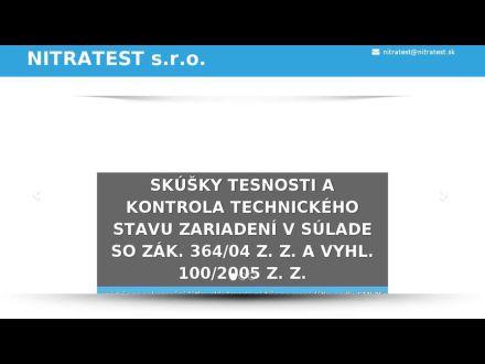 www.nitratest.sk