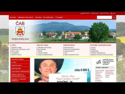 www.obeccab.sk