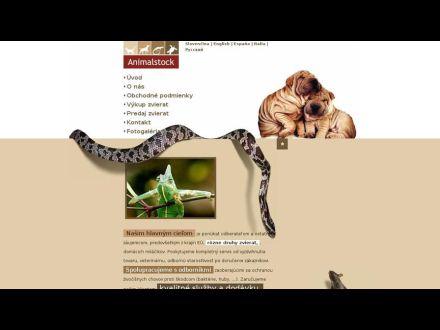 www.animalstock.sk