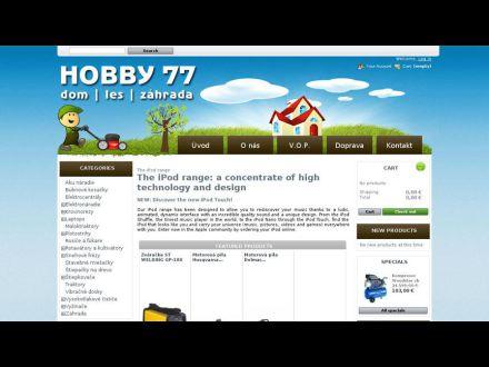 hobby77.sk