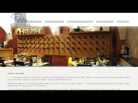 www.restauraciapalatin.sk