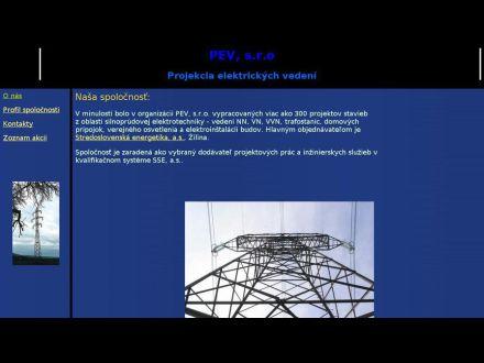 www.pev.sk