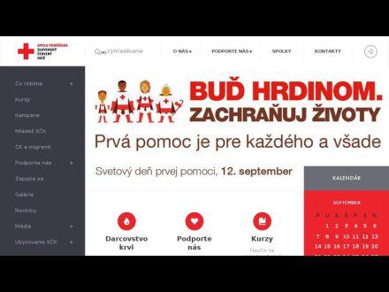www.redcross.sk