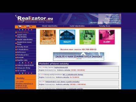 www.realizator.eu