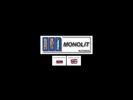 www.monolit.sk