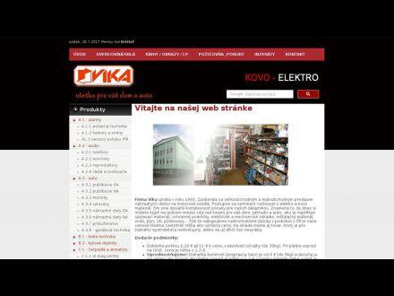 www.vika.sk